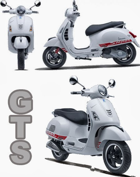 Vespa GTS 150ie