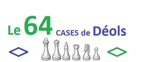 Le 64 cases de Déols