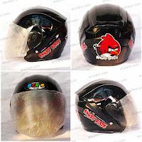 Helm Anak ARL/Bens Kids XTD Angry