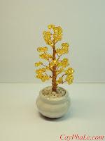 Mẫu cây pha lê Cát Tường - CayPhaLe.com