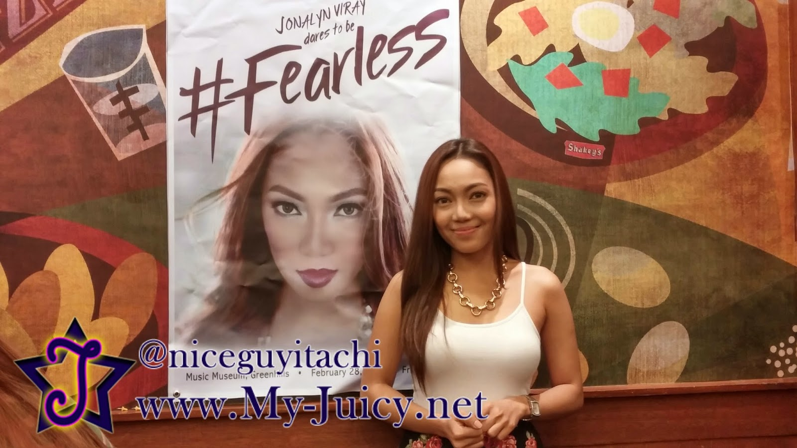 Don't miss to watch Jonalyn Viray's #Fearless Concert on TV