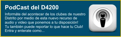 PodCast D4200