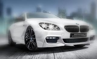 Harga BMW 640i Coupé dan BMW 640i Coupé M Sport Seri Terbaru