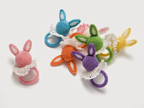 Bagues-Candy Rabbit Ring-Felieke Van Der Leest