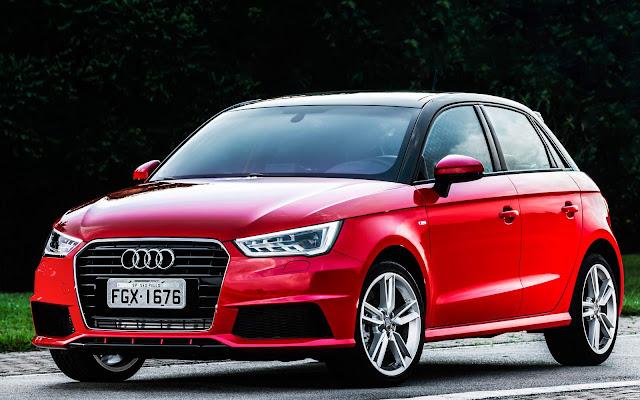novo Audi A1 2016 - Ambition