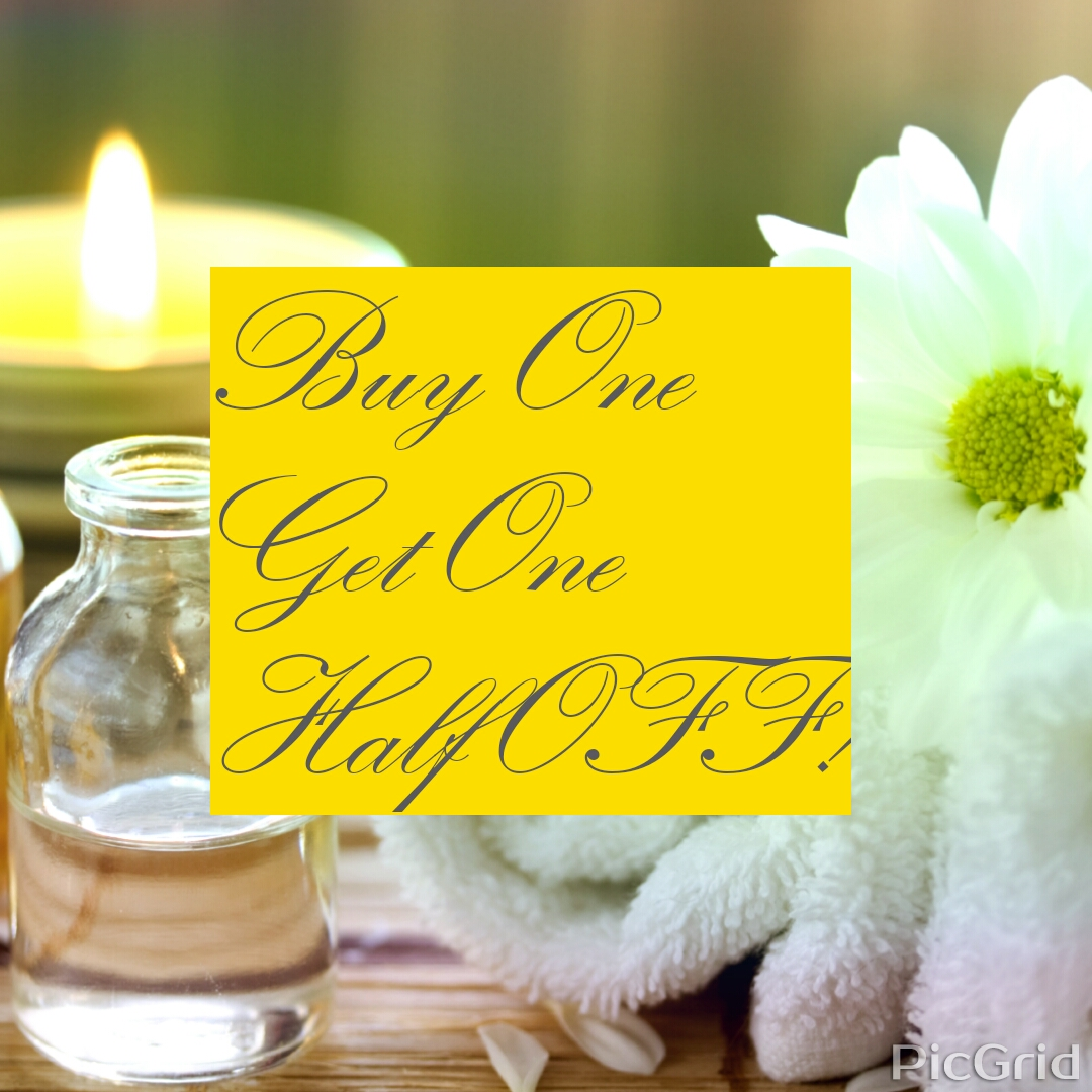 Enjoy Holistic Healing : Massage Gift Certificates Buy One Get One ...