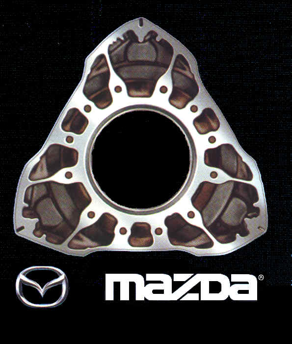 Rx 7 Amp Rx 8 Mechanical Rotor Rotary Mazda Rx 7 Amp Rx 8