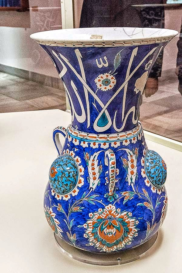 Iznik Mosque Lamp