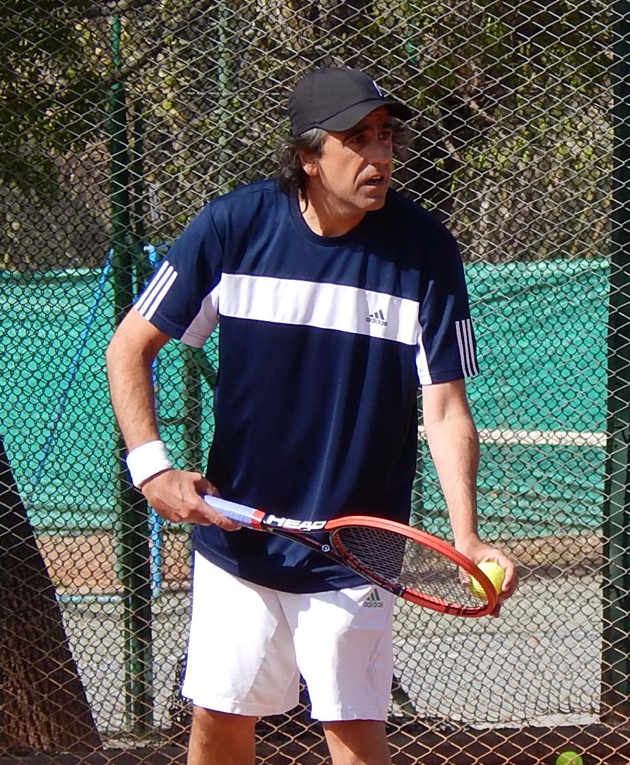 "ITF SENIORS G""A"" NAUTICO SAN ISIDRO - +45 FINAL MENDOCINA"
