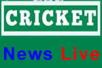 Live score board, cricket news
