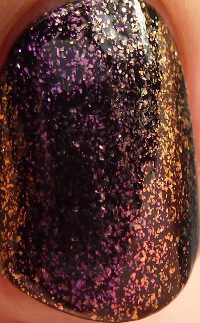 Spectraflair4u Red Orange Yellow Olivine Chameleon Pigment
