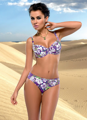 Natalia Siwiec looking hot in Ewa Bien bikini photoshoot