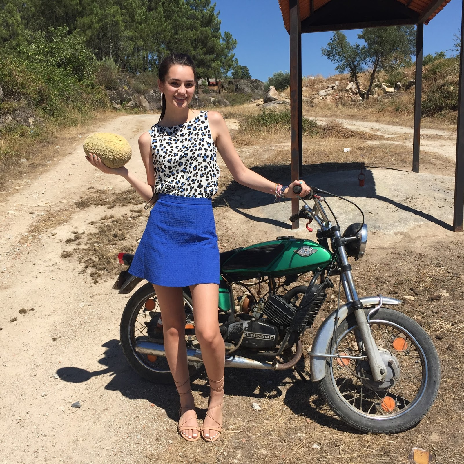peexo fashion blogger holiday in portugal