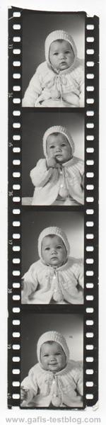 Fotostreifen Baby - Gabi