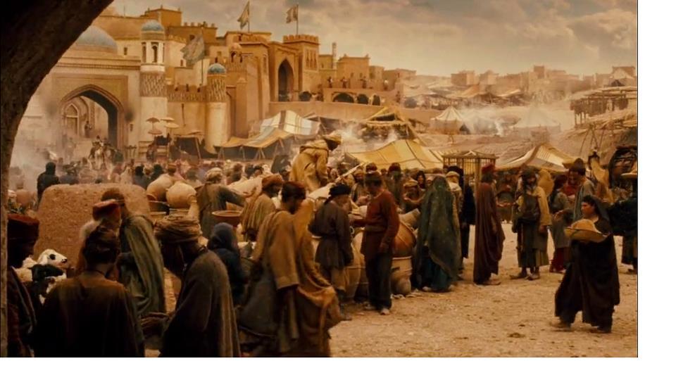 Antara Dinasti Umayyah dan Abbasiyah