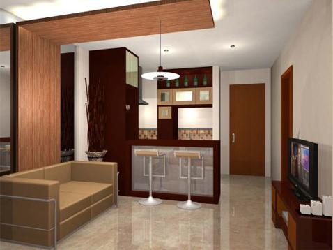 dekorasi interior rumah minimalis terbaru 2013