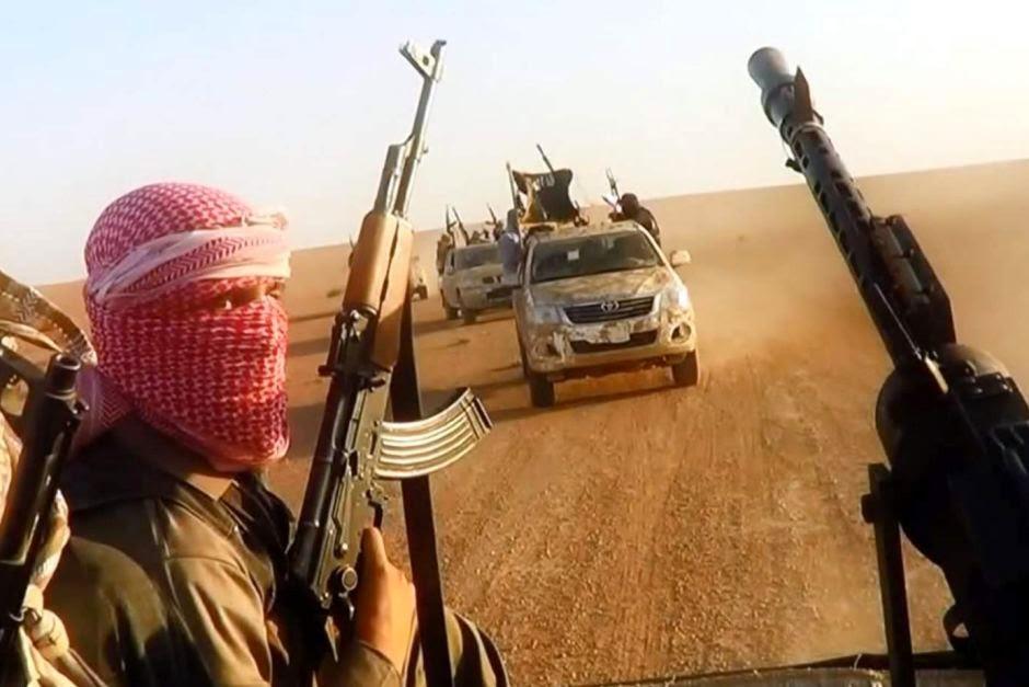isis terrorists iraq