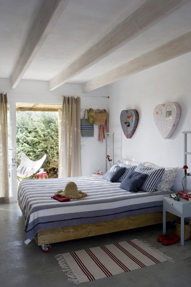 Idehadas interior design casa en formentera - Decoracion estilo mediterraneo ...