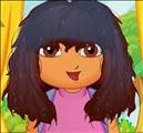 Dora Hair Display First School