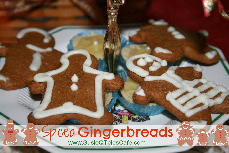 Spicy Gingerbread Cookies Recipes — Dishmaps