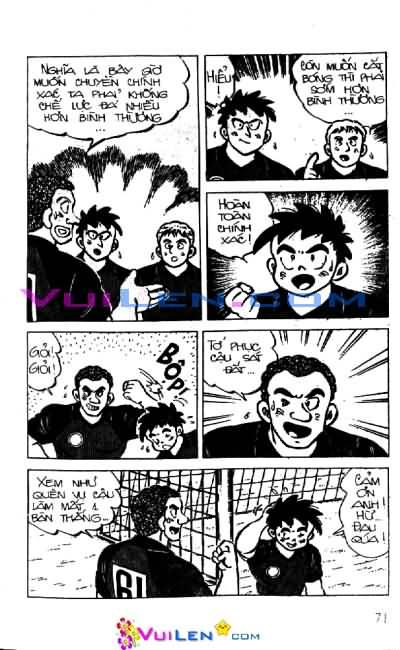 Jindodinho - Đường Dẫn Đến Khung Thành III Tập 27 page 71 Congtruyen24h