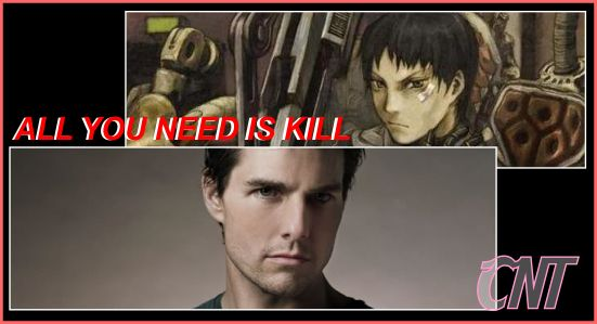 Tom Cruise confirmed for All You Need Is Kill