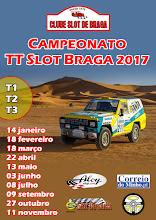 6.ª Prova do Campeonato TT Slot Braga 2017