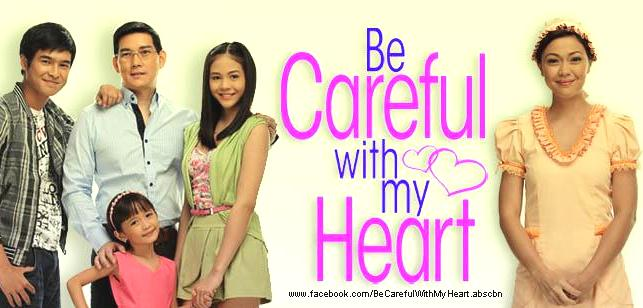 """Since it started airing last July, """"Be Careful With My Heart ..."""