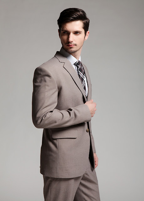 bespoke suit, wedding suit
