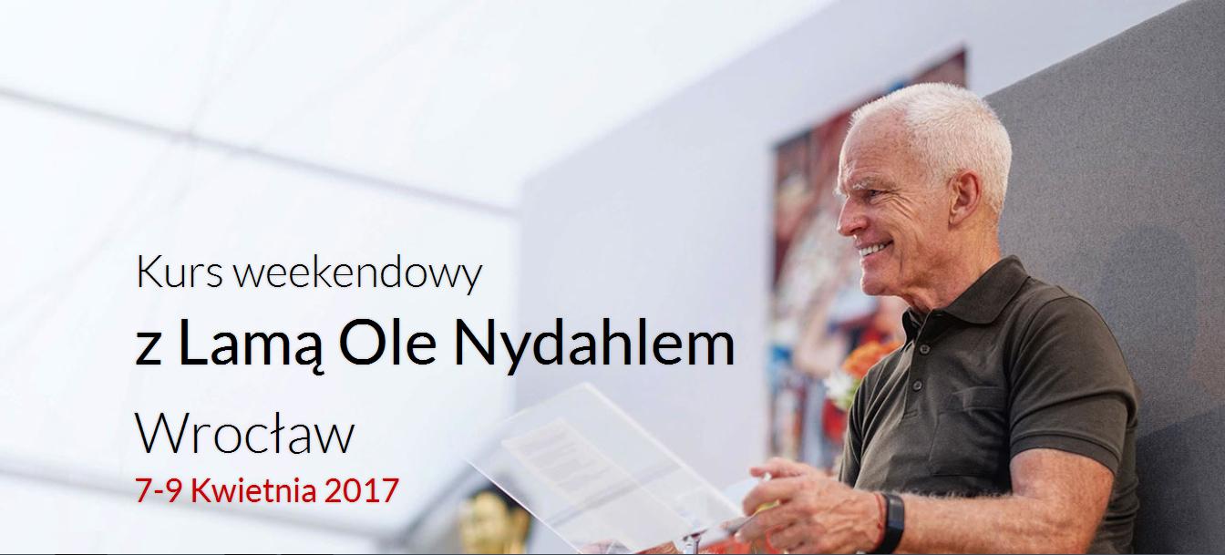 Lama Ole w Polsce 7-9 kwietnia 2017
