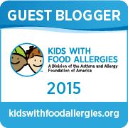 I'm a guest blogger!