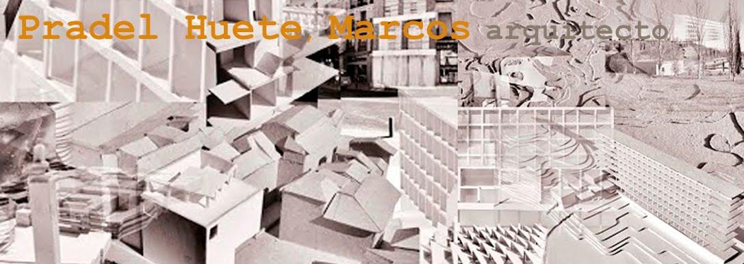 Pradel Huete, Marcos _ arquitecto