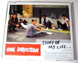One Direction - Story Of My Life - NEW CD Single 2013
