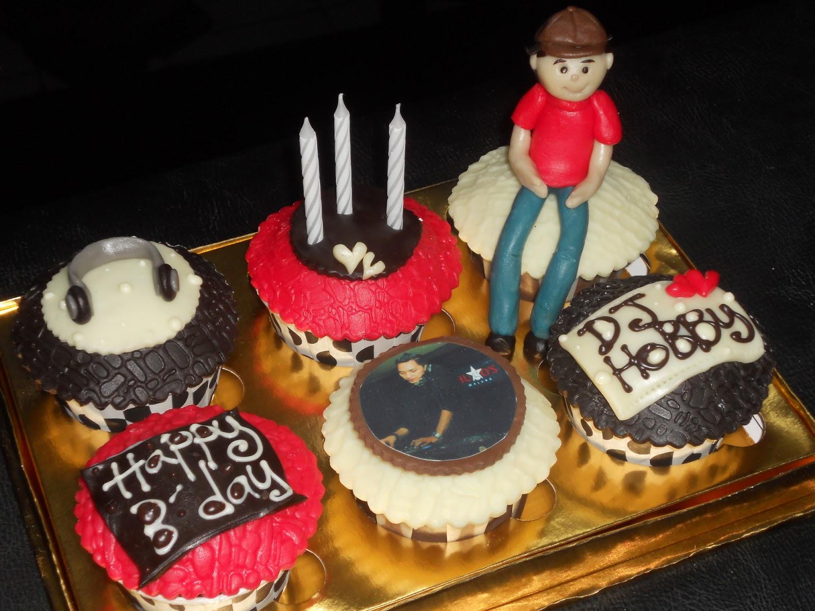 Coklat kue ulang tahun cake cupcake tart juni 2013