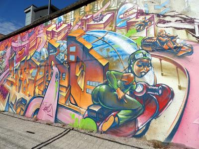 Lazoo graffiti