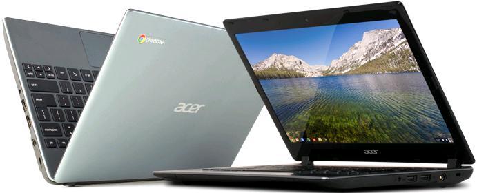 Acer C7 Chromebook Image