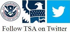 Follow TSA on Twitter