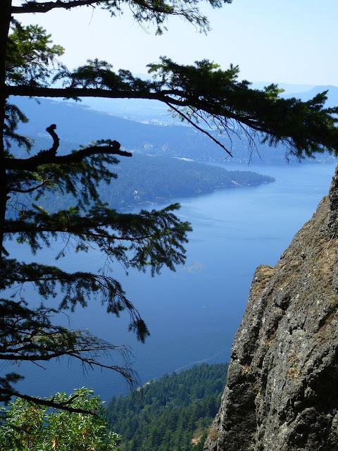 Mount Maxwell, Salt Spring Island, BC