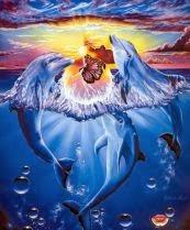 Golfinhos-Seres Espiritualizados