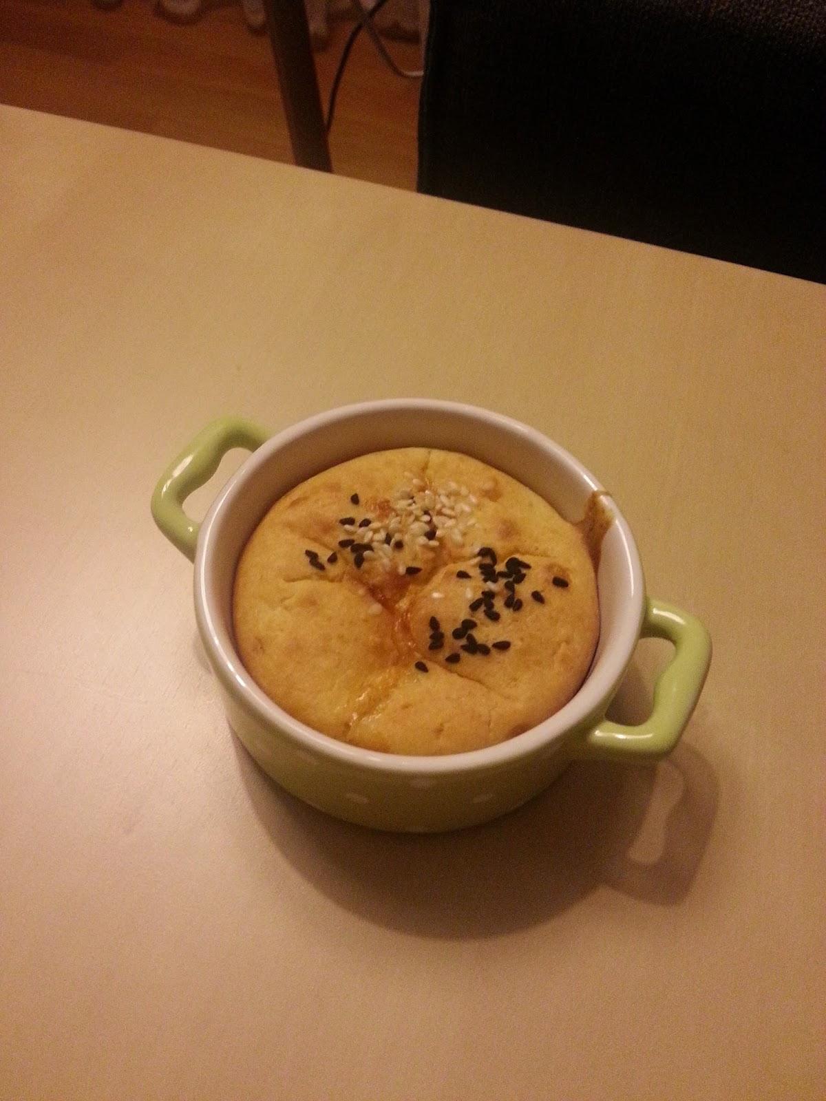 Yağsız Lorlu Biberli Çörek tarif