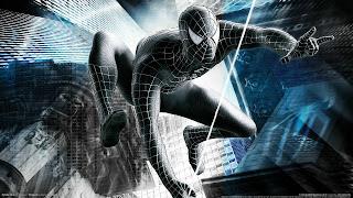 Spiderman desktop photo
