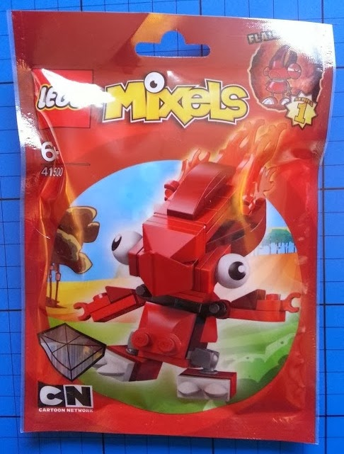 Lego Mixels 41500 Flain bag
