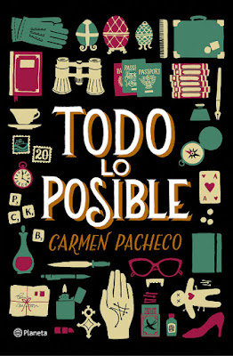 LIBRO - Todo lo posible  Carmen Pacheco (Planeta - 12 Abril 2016)  NOVELA | Edición papel & digital ebook kindle  Comprar en Amazon España