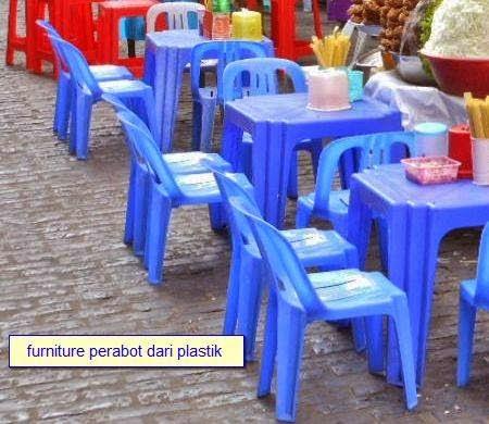 Perabotan Rumah Tangga Dari Plastik Lebih Murah