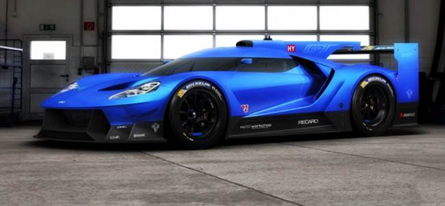 2016 Ford GT40 Specs Redesign | FordMustangRelease