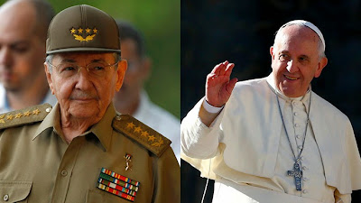 Pope Francis and Raul Castro to Meet at the Vatican