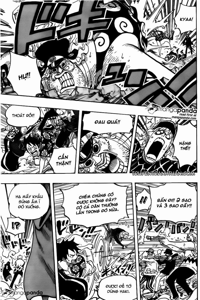 one piece truyentranhtuan com chap 747 trang 017, One Piece chap 747   NarutoSub