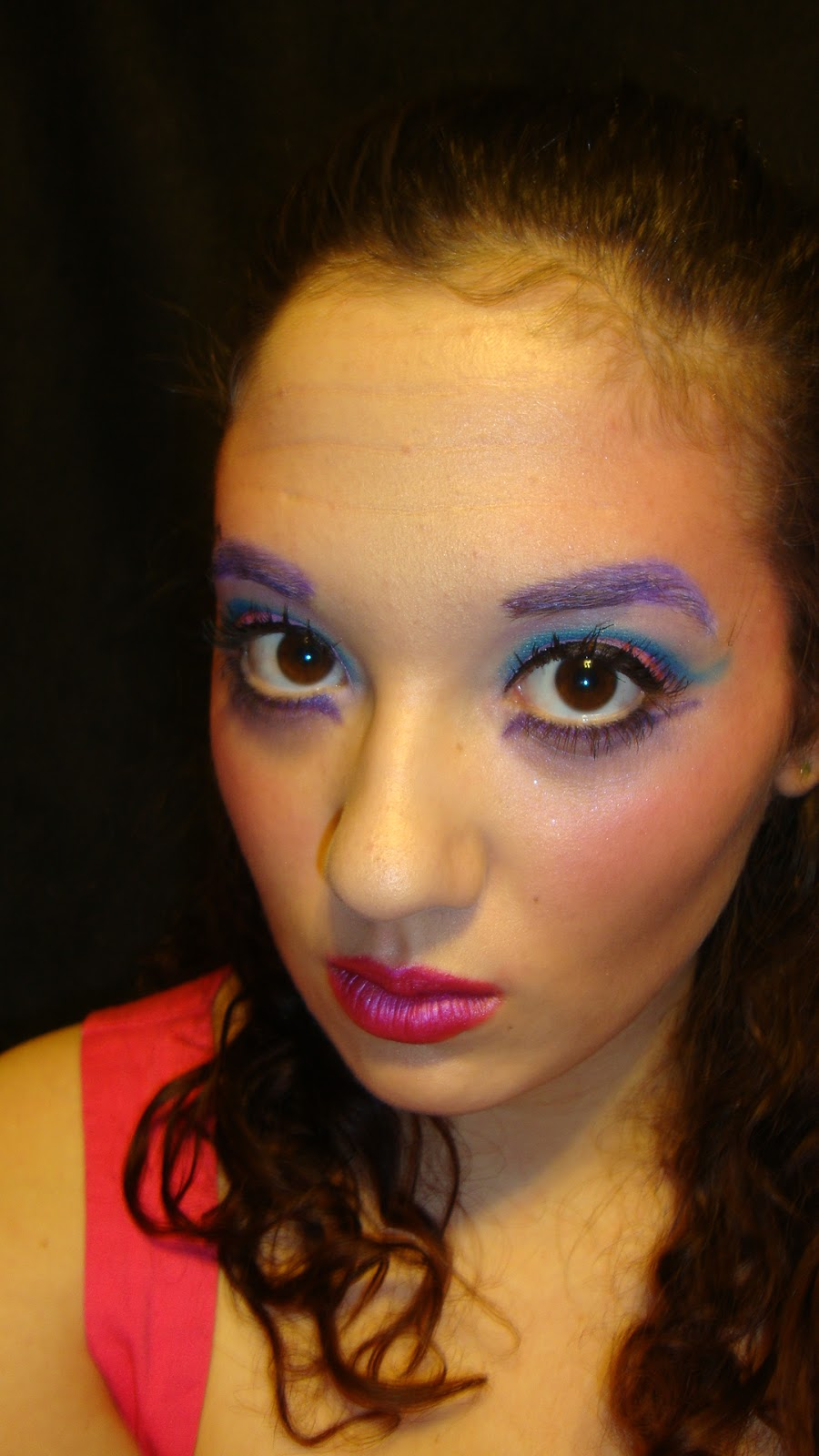 cosmetic reviews by posh crazy makeup on a rainy day
