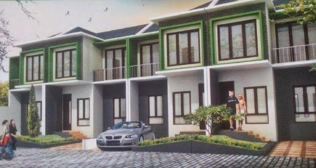 Rumah 2 Lantai Harga 400juta Di Tambun Selatan Bekasi