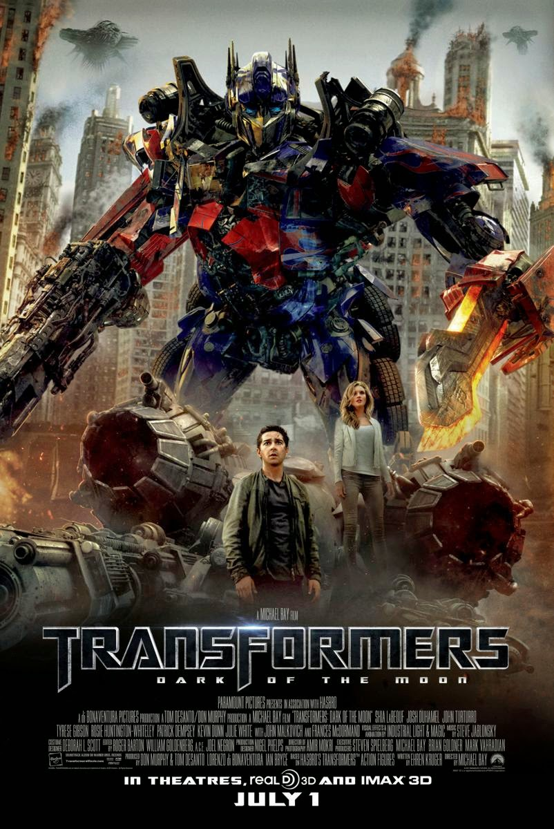 Ver Transformers 3 Dark of the Moon (2011) Online